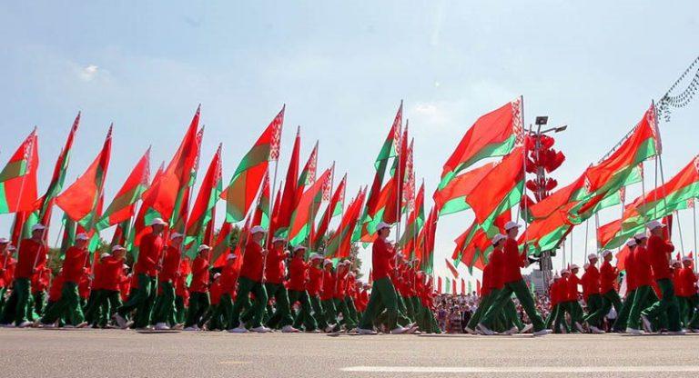 ГАИ Минска сообщает об ограничении движения 30 июня