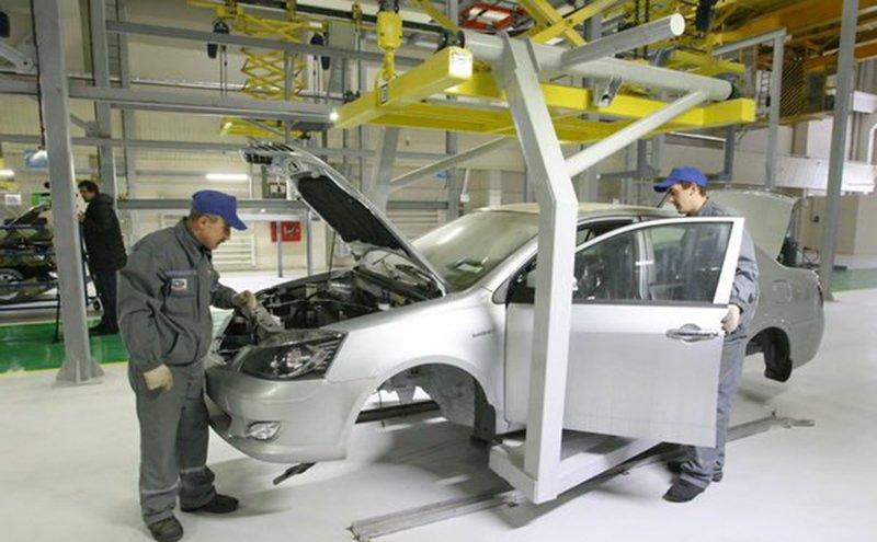 В конце июня 2017 года завод «БелДжи» планирует произвести первую партию автомобилей