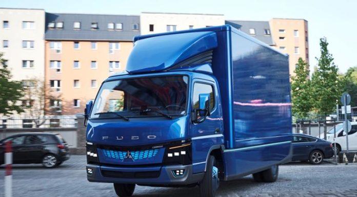 В 2019 году на дорогах Германии появятся электрические грузовики Daimler