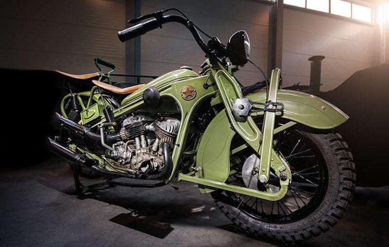мотоцикл ПМЗ А-750