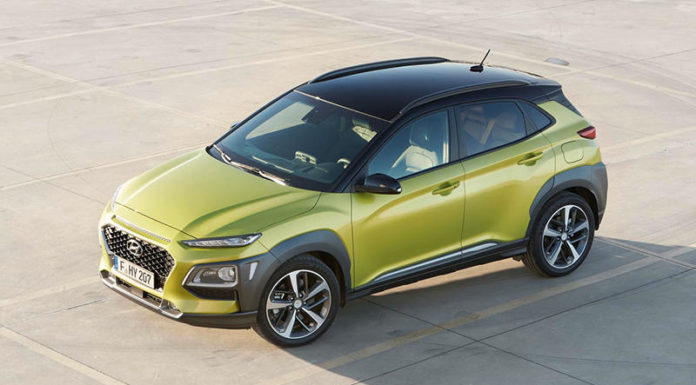 Hyundai сделал шаг «Коной»