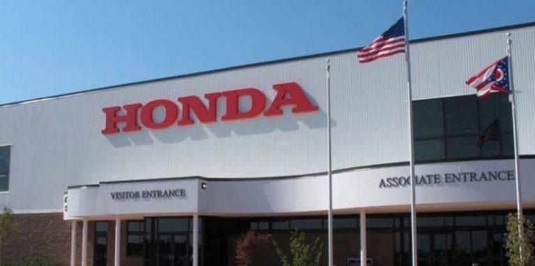 Honda приостановила выпуск автомобилей из-за кибератаки