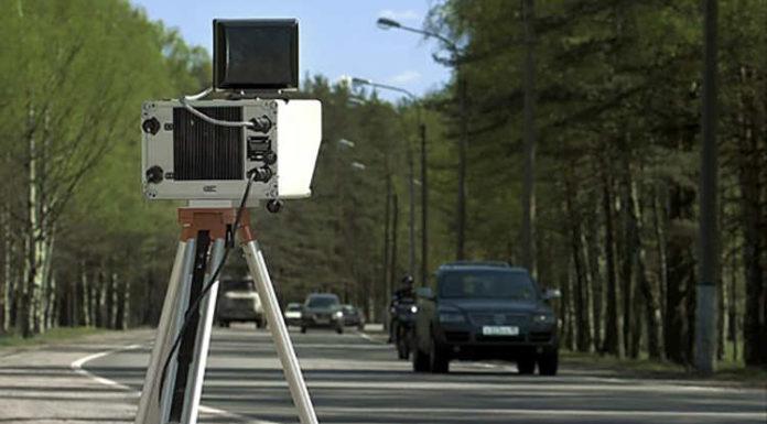 Места размещения новых стационарных радаров