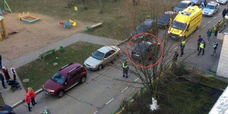 В Подмосковье женщина насмерть сбила 6-летнего ребенка