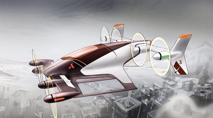 Компания AIRBUS опубликовала видео о том, как будет работать летающее такси