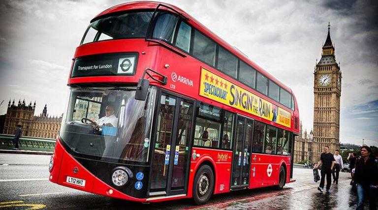 В Британии автобусы могут перевести на биотопливо из кофе