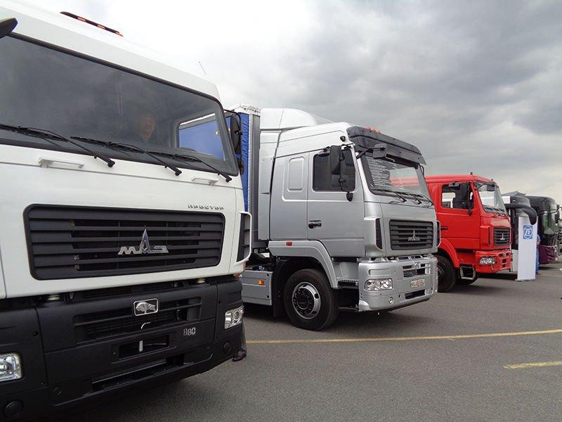 Международная конференция «Преимущества техники МАЗ, оборудованной агрегатами Daimler AG, ZF AG»
