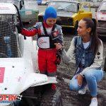 Мария Богатырь взяла первое интервью у юных участников