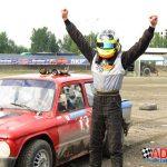 Андрей Муравейко был очень рад своей победе