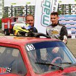 Андрей Муравейко и его отец хорошо подготовили машину к гонке