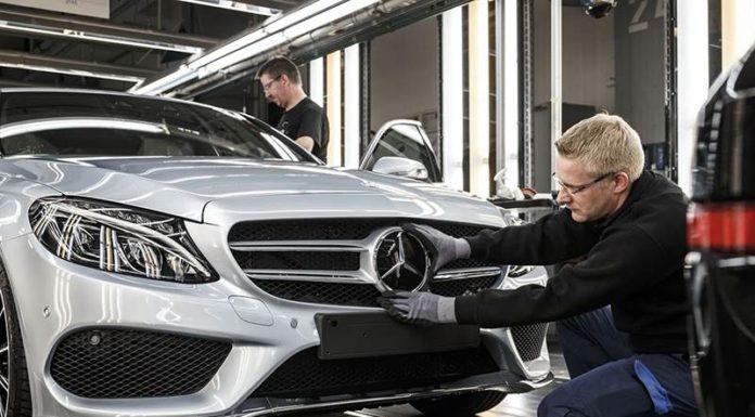 Российский завод Mercedes-Benz заработает через два года