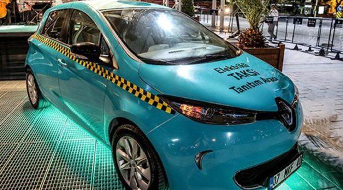 Турецкие таксисты переходят на электромобили