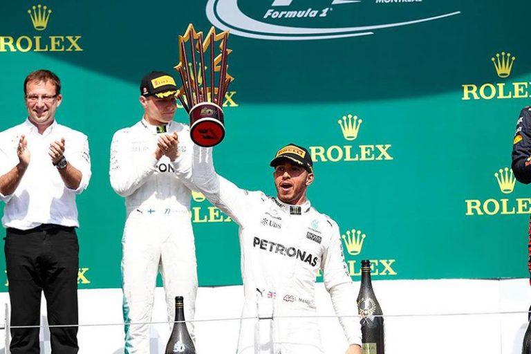 """""""ФОРМУЛА-1"""". Гран-при Канады. Mercedes держит удар и отвечает дублем"""