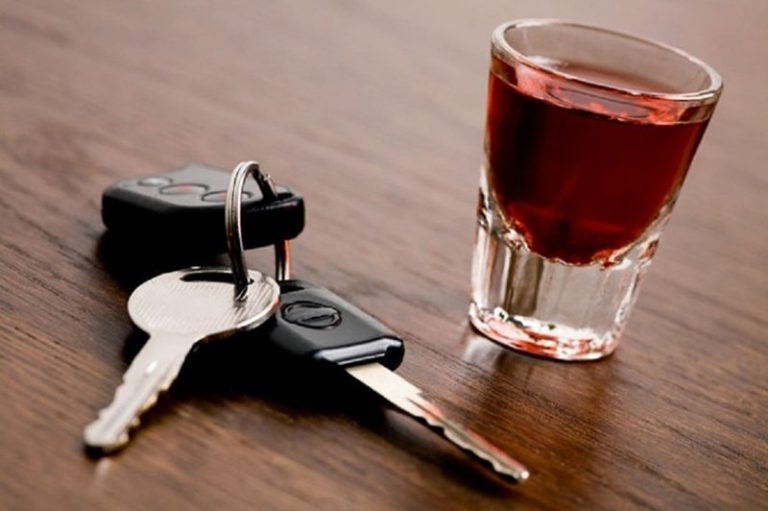 ГАИ Гродно преследовала пьяного водителя