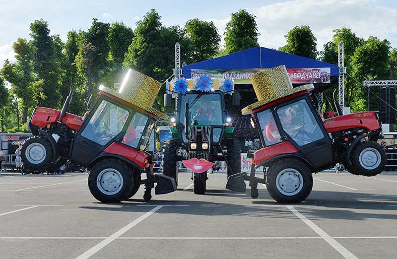 Купить трактор МТЗ 4522 Беларус Москва