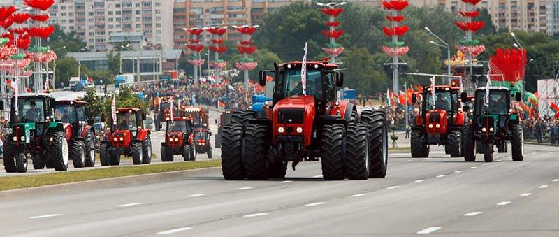 Как будут перекрывать движение в Минске 3 июля