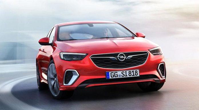 Opel заточил Insignia под Нюрбургринг