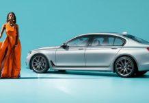 BMW 7-Series отмечает 40-летие