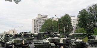 Парад в честь Дня Независимости Республики Беларусь