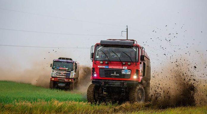 МАЗ пришёл восьмым в казахских степях «Шёлкового пути»