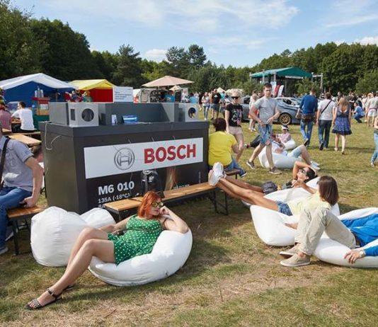 VIII Международный Автофестиваль SunDay 2017 прошел при поддержке компании Bosch