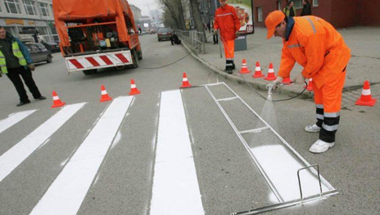 ГАИ информирует об изменении организации дорожного движения по пр.Машерова