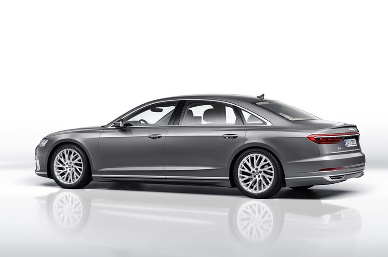Представлен новый Audi A8 2018