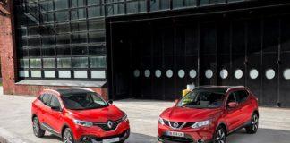 Renault-Nissan возглавил рейтинг мировых автопроизводителей