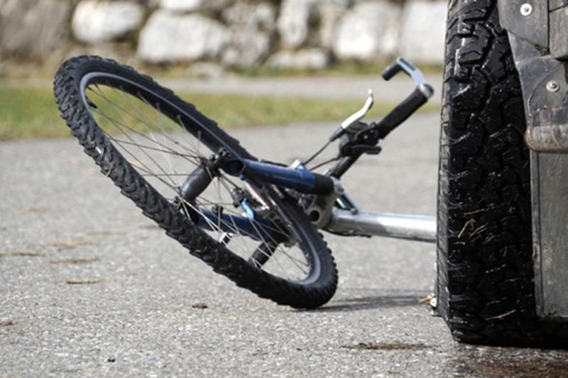 ДТП с велосипедистами