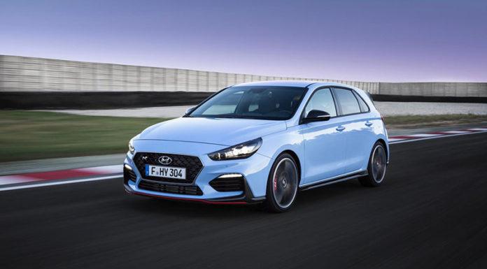Hyundai запустил спортивный суббренд