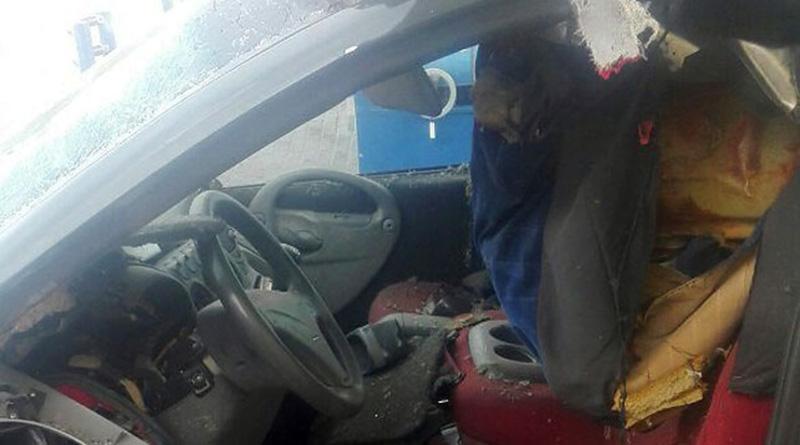 В Бресте во время заправки взорвался газовый баллон