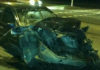 В Минске «Ситроен» врезался в трактор