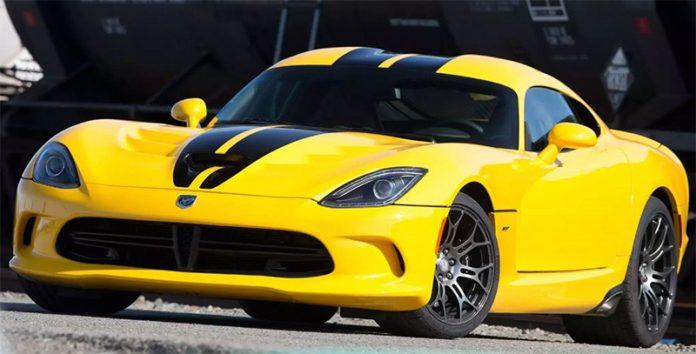 Dodge Viper ушел в историю