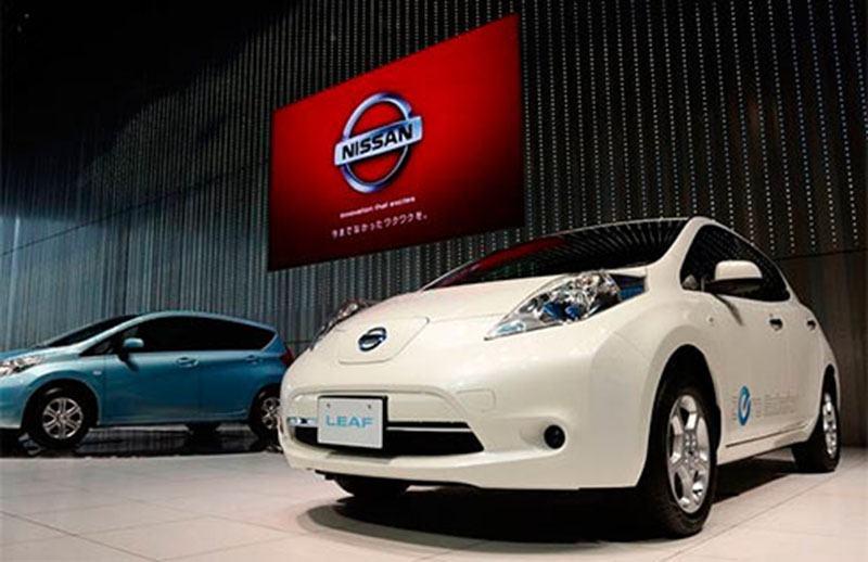Nissan прекращает разработку аккумуляторов для электромобилей