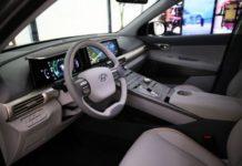 Hyundai представила предсерийный вариант нового водородного кроссовера