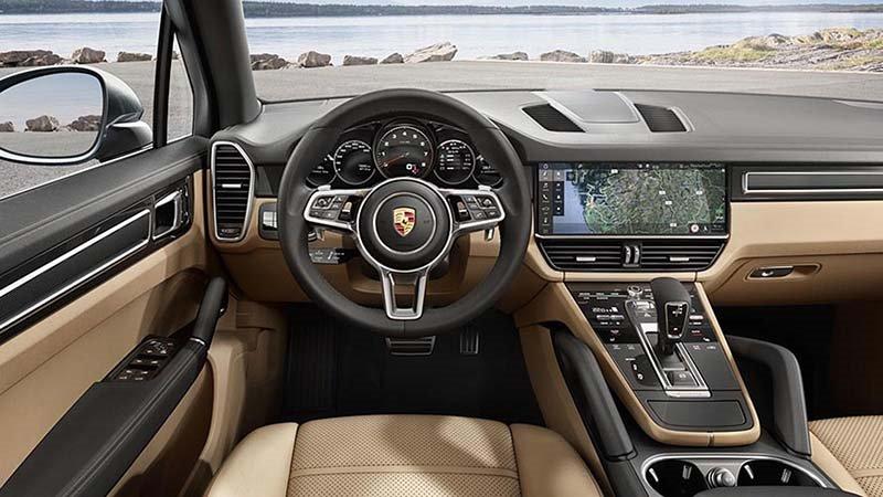 Porsche Cayenne: третий пошел!