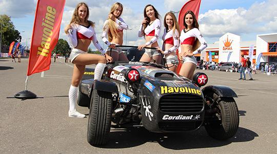 2-ой этап Кубка «ADT.BY» прошел в Гродно без смены лидера