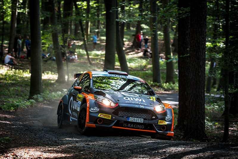 WRC: Barum Czech Rally Zlín: два горячих дня