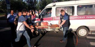 В Витебске на пешеходном переходе «Киа» сбил двух мальчиков