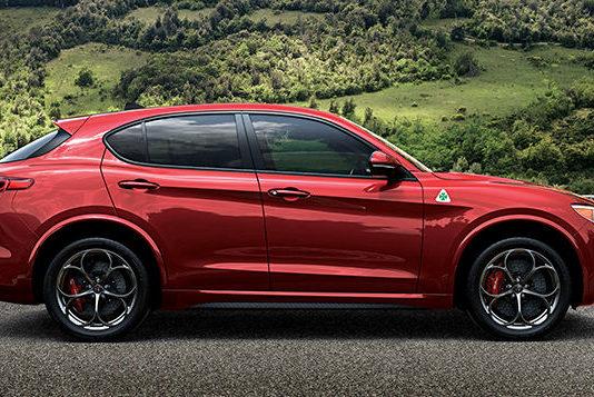 Ступичные узлы SKF для новой Alfa Romeo Stelvio