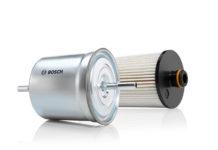 Топливные фильтры Bosch обеспечивают длительный срок эксплуатации двигателя