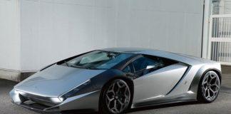 Японец переосмыслил дизайн Lamborghini Aventador