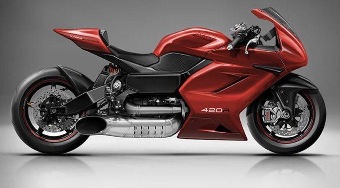 Представлен наследник самого быстрого дорожного мотоцикла