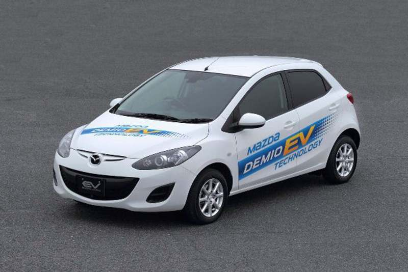 Toyota и Mazda построят завод по производству электромобилей в США