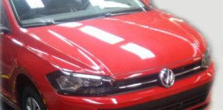 Новый Volkswagen Polo Sedan проявился в Бразилии