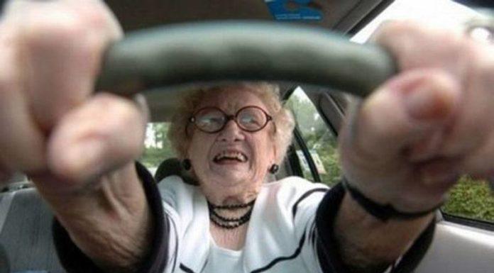 В Бельгии пенсионерка разогналась до 238 км/ч