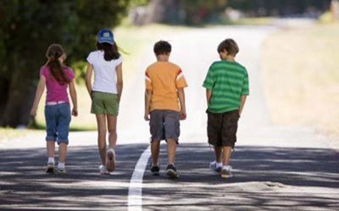 ГАИ проведет комплексное мероприятие «Внимание-дети!»