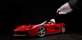 Копийный LaFerrari Aperta по цене настоящего автомобиля