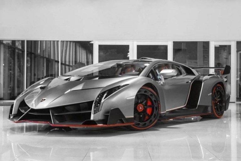 Первый Lamborghini Veneno всплыл на вторичном рынке