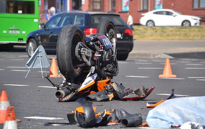 ГАИ усилит контроль за соблюдением ПДД водителями мототранспорта